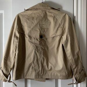 Club Monaco Jackets & Coats - NWOT Club Monaco Cropped Trench Coat